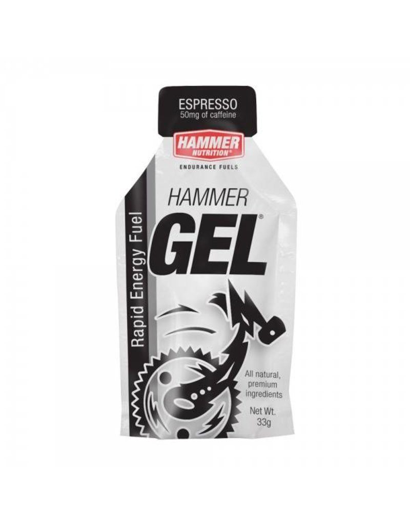Hammer Nutrition Hammer Nutrition Gel Espresso (Contains Caffeine)