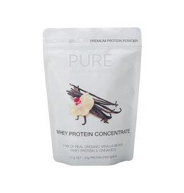 Pure Sports Nutrition Pure Whey Protein Organic Vanilla & Cinnamon 750Grams