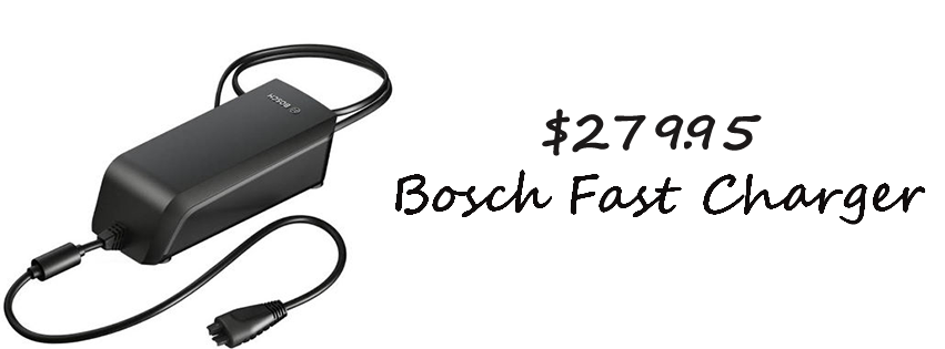Bosch Fast Charger