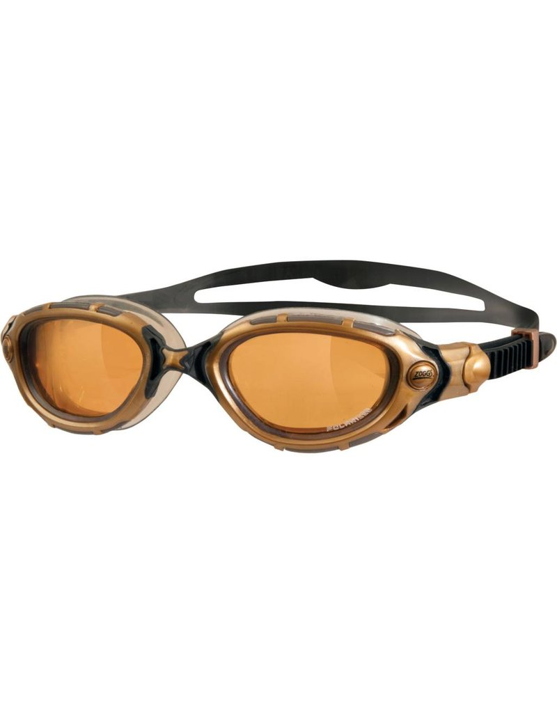 Zoggs Zoggs Predator Polarised Ultra Gold/Silver Goggles
