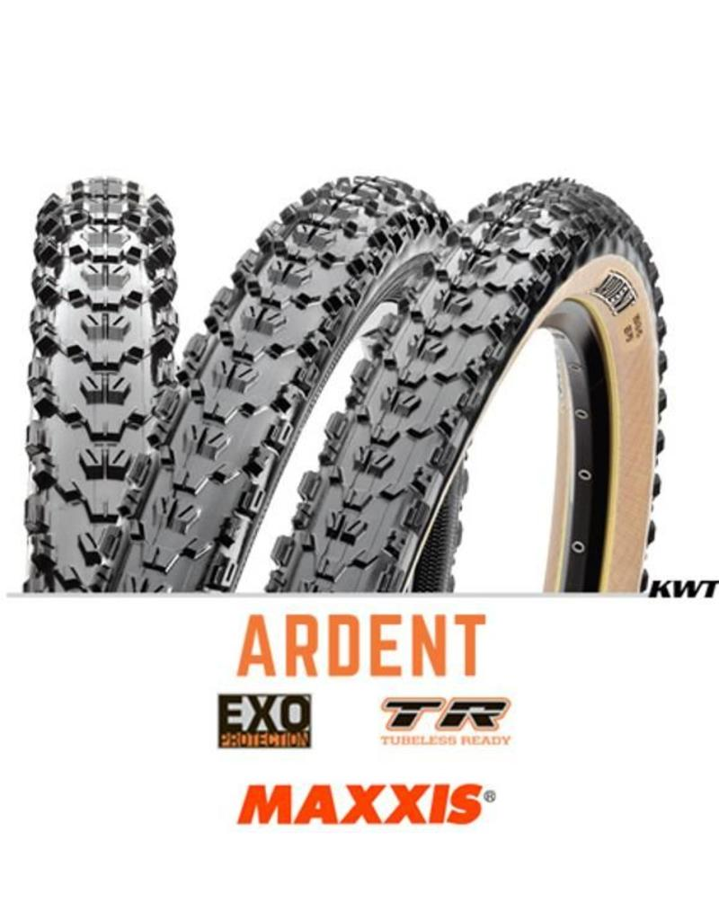 MAXXIS Maxxis Ardent 27.5 x 2.40 EXO TR BLACK