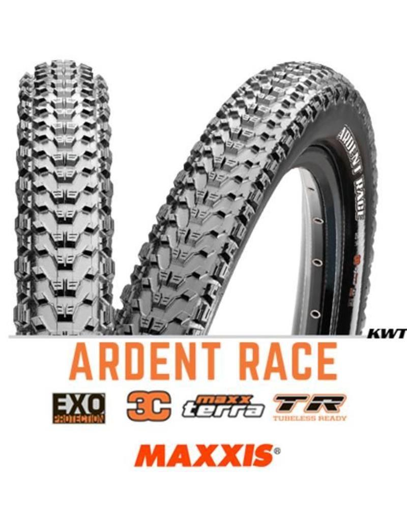 MAXXIS Maxxis Ardent Race 27.5 x 2.35 EXO 3C TR BLACK