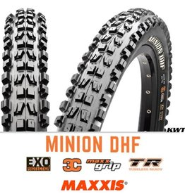 MAXXIS Maxxis Minion Front 27.5 x 2.3 EXO 3C TR BLACK