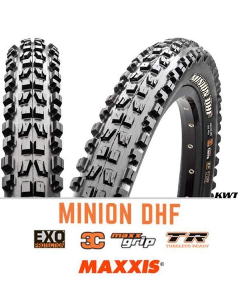 MAXXIS Maxxis Minion Front 27.5 x 2.3 EXO 3C TR BLACK