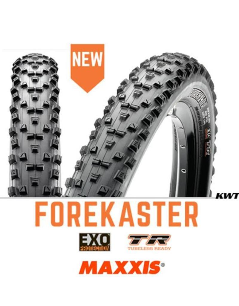 MAXXIS Maxxis Forekaster 29 x 2.35 EXO TR BLACK