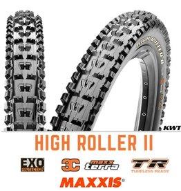 MAXXIS Maxxis High Roller II 29 x 2.3 EXO 3C TR BLACK