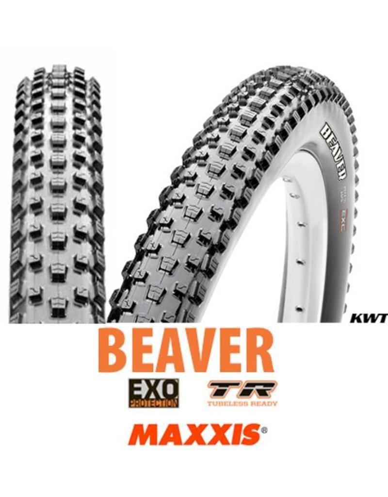 MAXXIS Maxxis Beaver 27.5 x 2.0 EXO TR BLACK