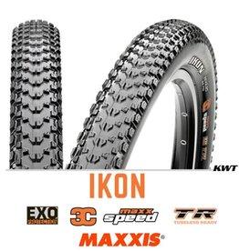 MAXXIS Maxxis Ikon 27.5 x 2.20 EXO 3C TR BLACK