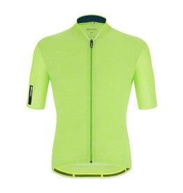 Santini Santini Colore Pure SS Jersey Green