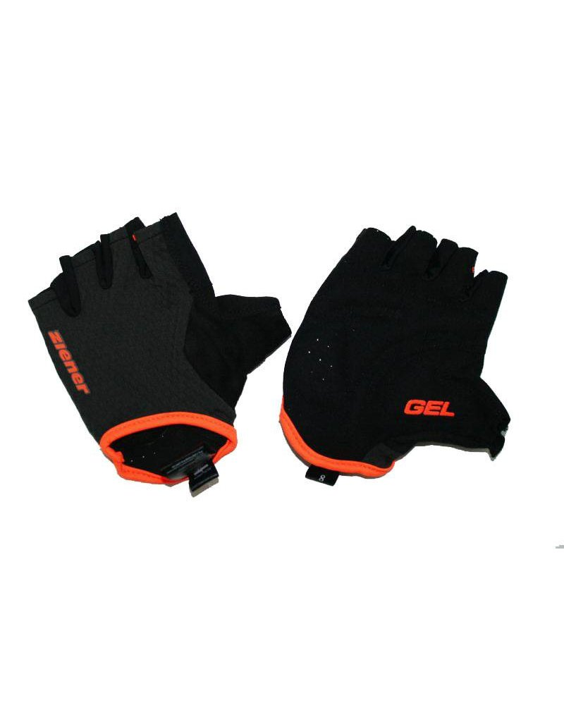 Ziener Caero Glove Black/Orange