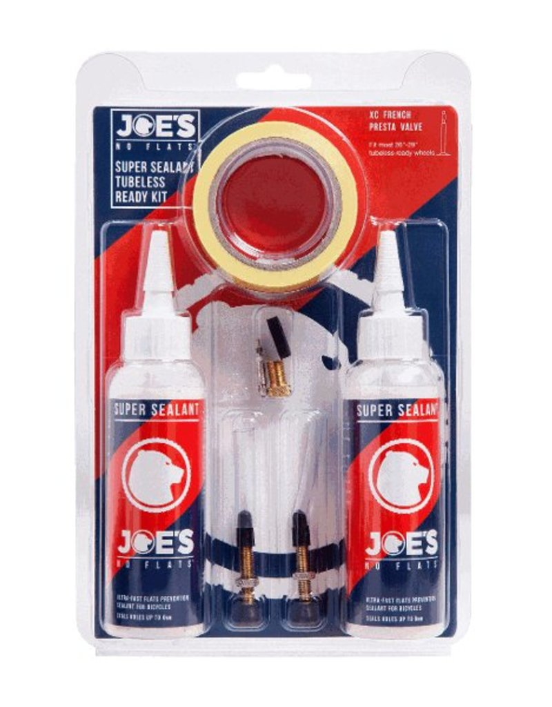 Joe's Joes Tubeless Ready Kit 21mm