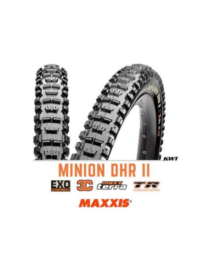 MAXXIS MAXXIS Minion DHR II 27.5 x 2.3 EXO 3C TR 60TPI