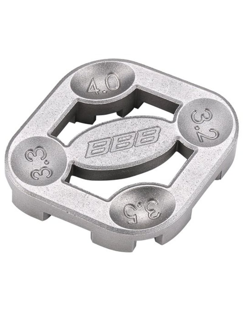 BBB BBB Turner II Spoke Wrench Key