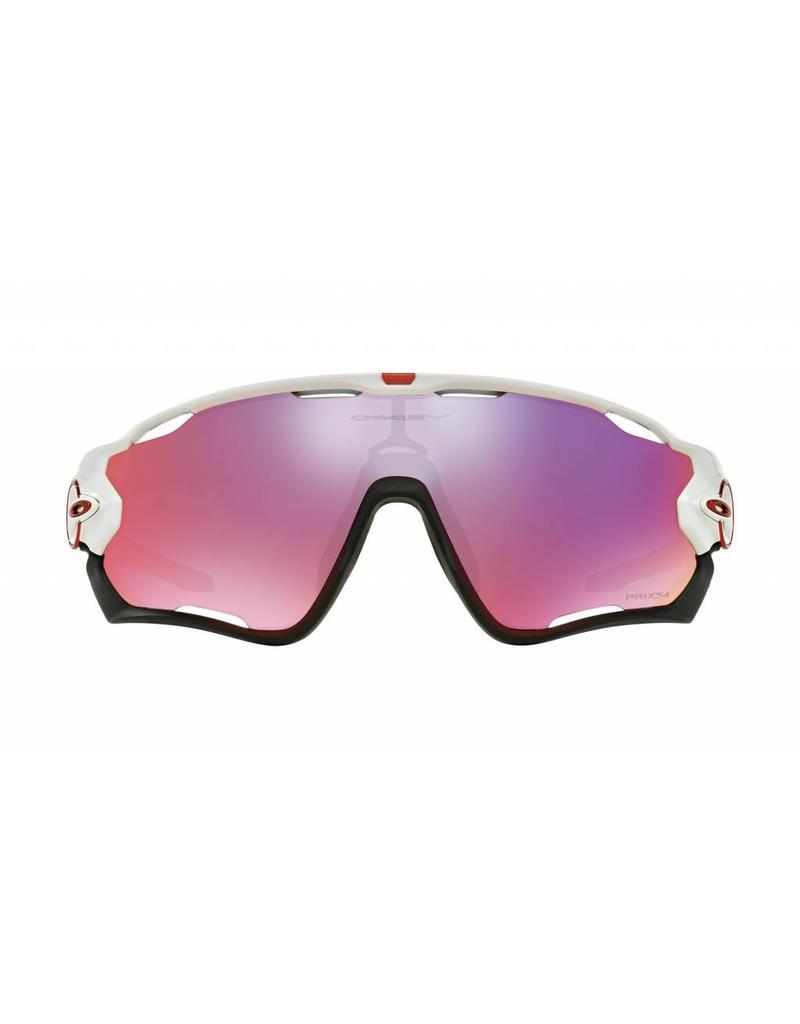 Oakley Oakley Jawbreaker White / Prizm Road Lens