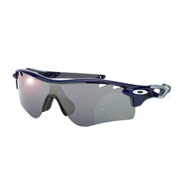 Oakley Oakley Radarlock Path Navy / Black Iridium Lens