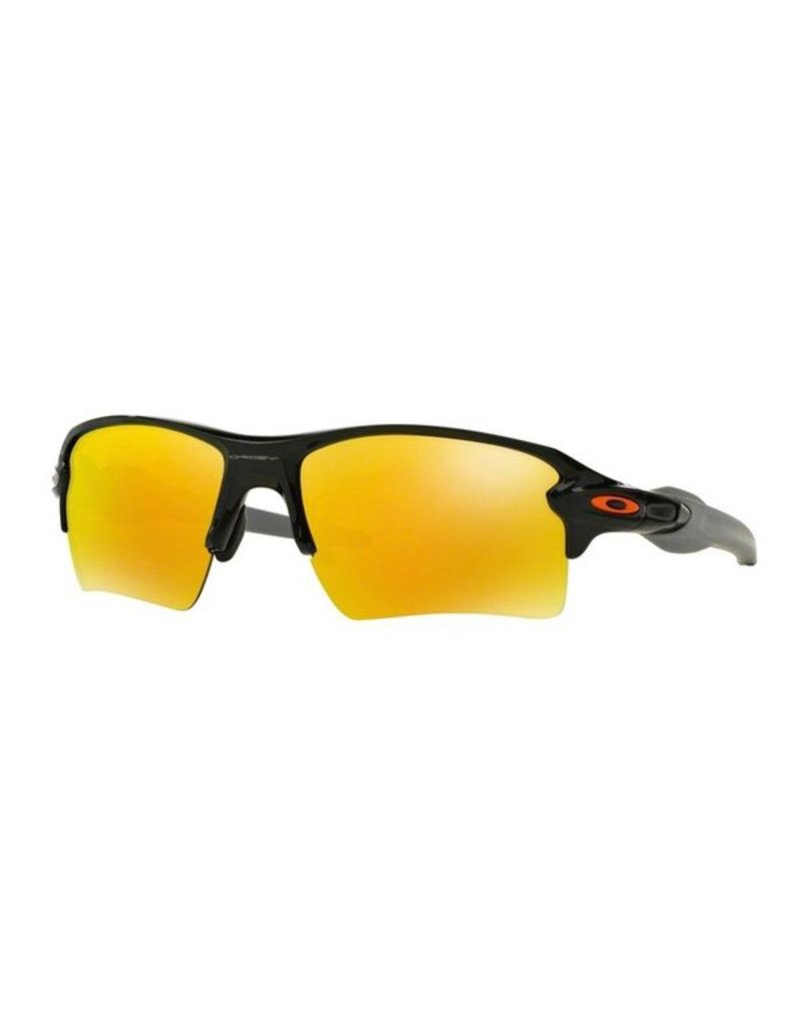 Oakley Oakley Flak 2.0 XL Black / Fire Iridium Lens