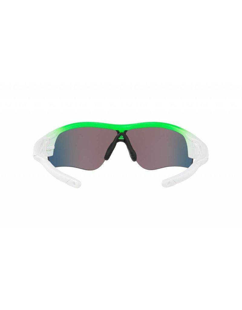 Oakley Oakley Radarlock Green Fade / Prizm Road Lens