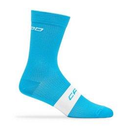Capo Capo Active 15 Compression Socks Cyan Small/Medium