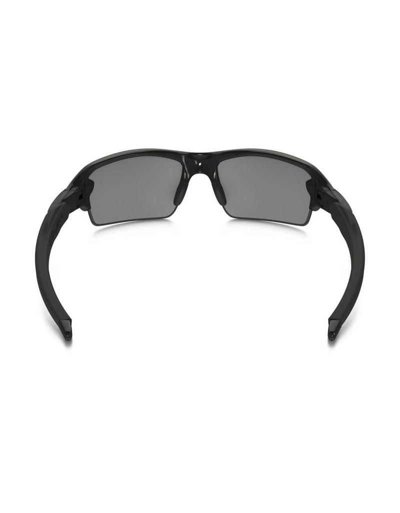 Oakley Oakley Flak 2.0 XL Polished Black / Black Iridium Polarised Lens