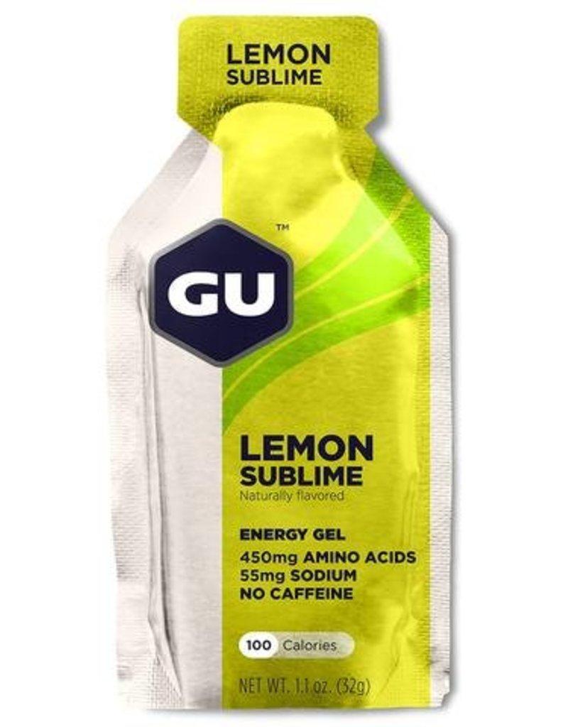 GU Energy GU Energy Gel Lemon Sublime