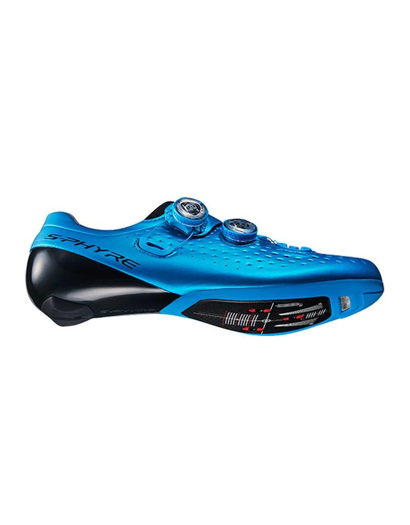 Shimano Shimano S-Phyre RC9 Road Shoes Blue