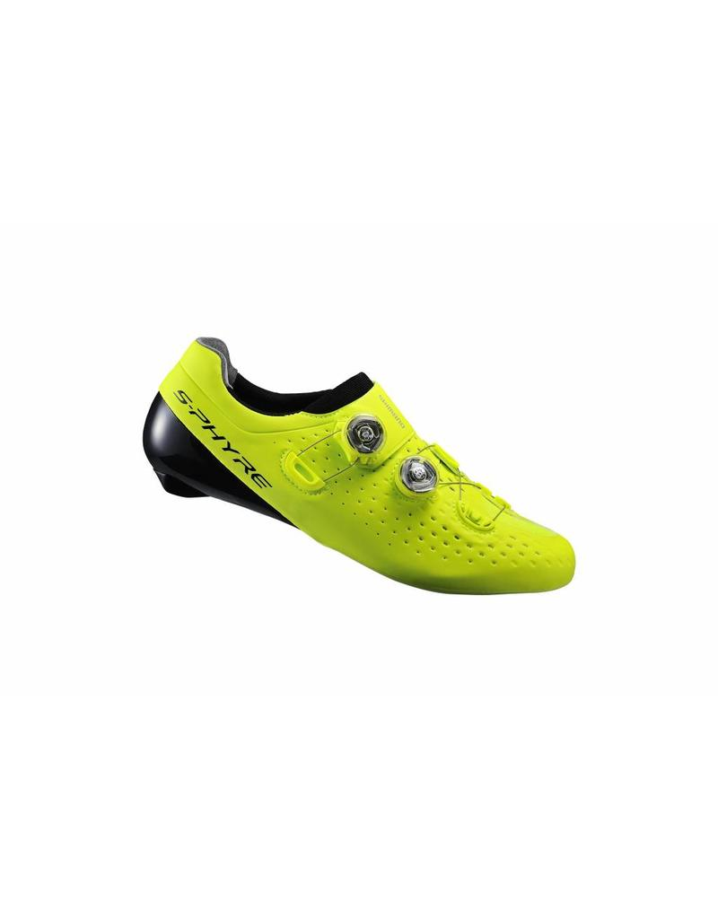Shimano Shimano S-Phyre RC9 Road Shoes Yellow