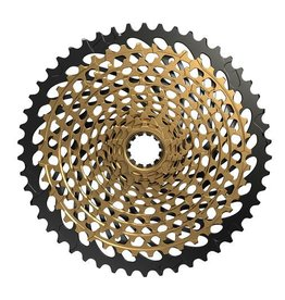 SRAM SRAM Eagle (CS XG1299)  XX1 Cassette 10-50 12Speed XD Driver GOLD