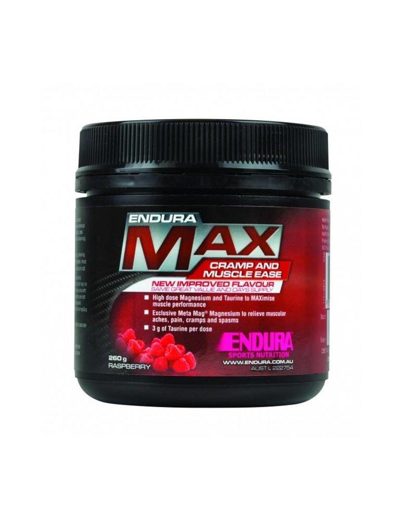 Endura Nutrition Endura Max Cramp And Muscle Ease Raspberry