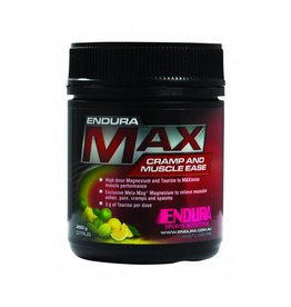 Endura Nutrition Endura Max Cramp And Muscle Ease Citrus