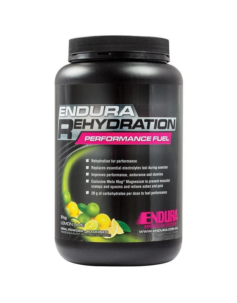 Endura Nutrition Endura Performance Lemon Lime 2kg