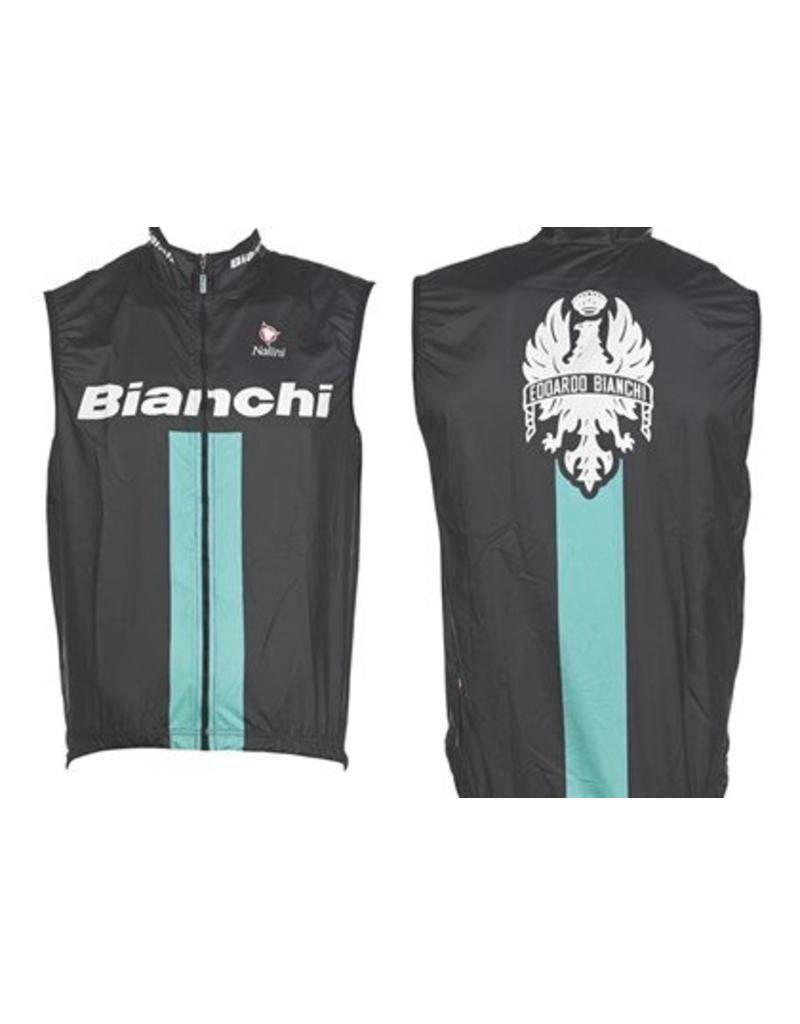 Bianchi Bianchi Reparto Corse Wind Vest Black