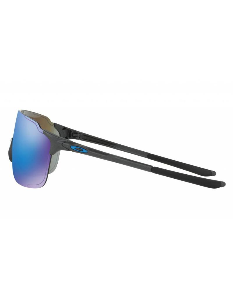 Oakley Oakley EVZero Stride Steel / Sapphire Iridium Lens