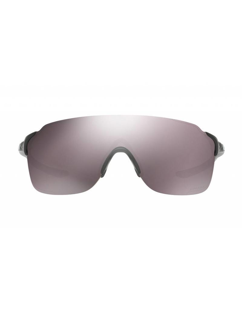 ec8478fd37 ... Oakley Oakley EVZero Stride Polished Black   Prizim Daily Polarized  Lens ...