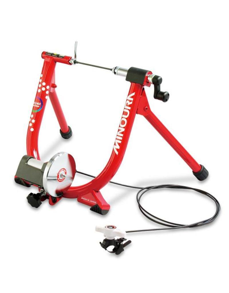 Minoura LR-340 Indoor Bicycle Trainer
