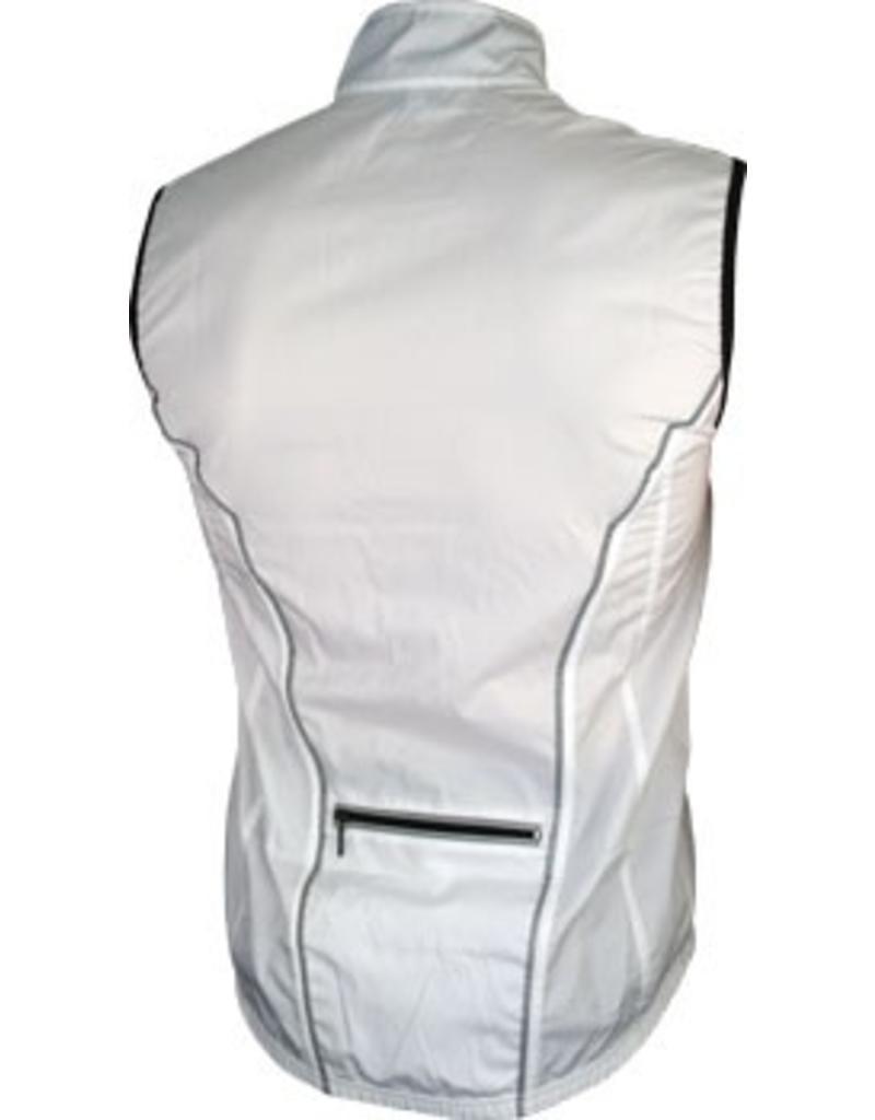 Tineli Tineli Whiteout Vest (Solid Back)