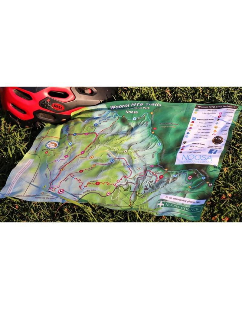 Noosa Trailblazers Manky Map