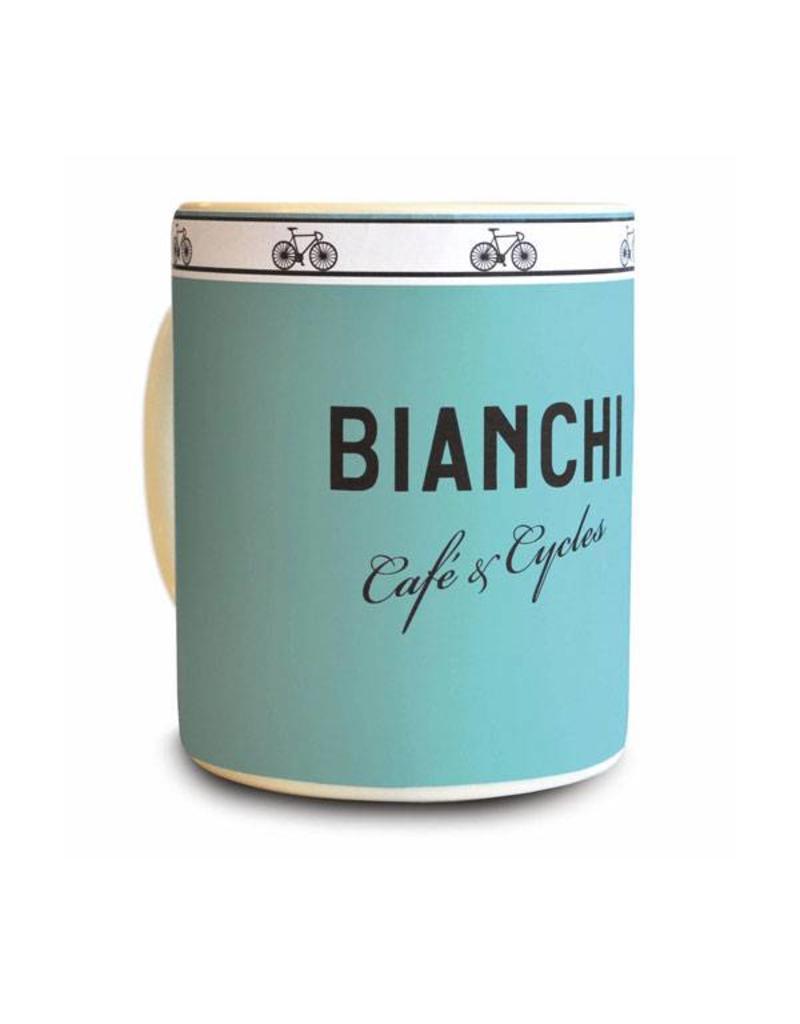 Bianchi Bianchi Cafe and Cycles Mug
