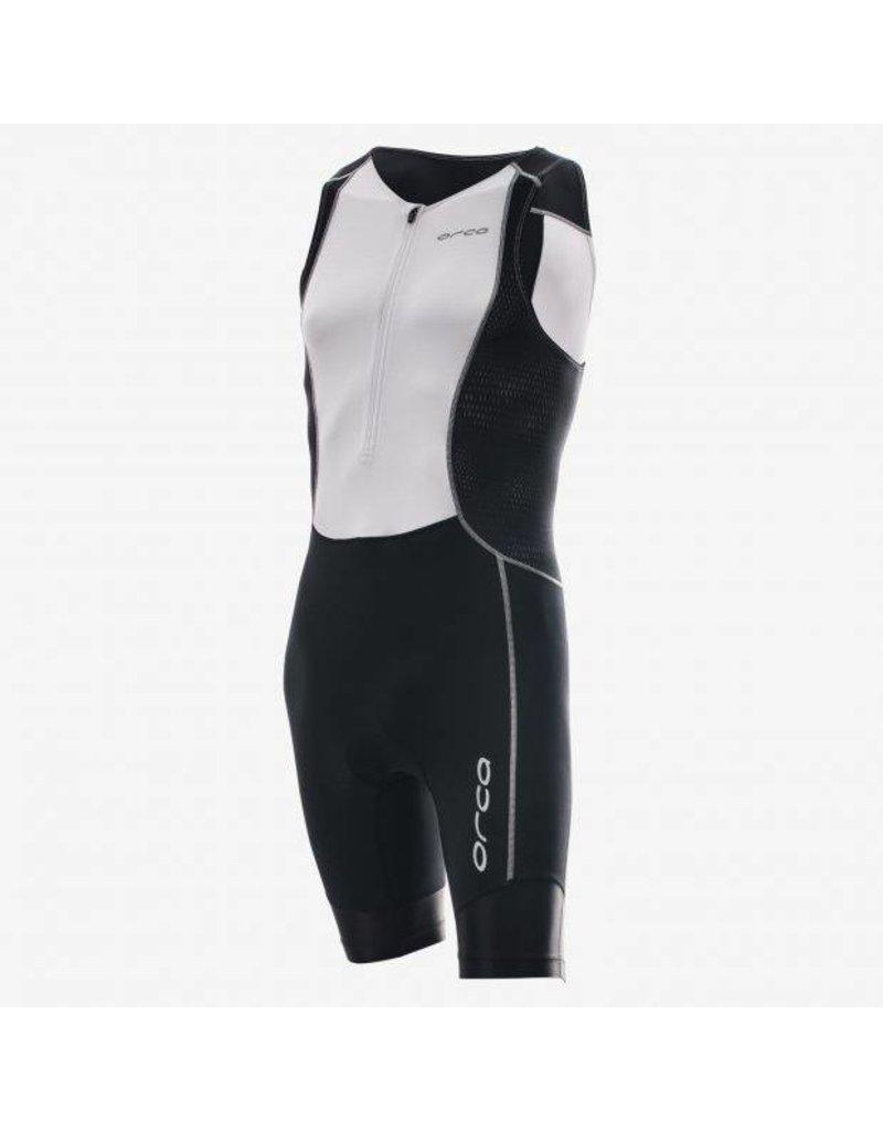 Orca Orca 226 Mens Kompress Race Suit Medium Black / White