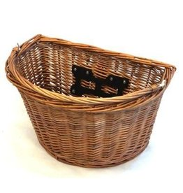 Wicker Basket 15 inch QR