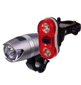 Intense 1W Light SET Front and Rear