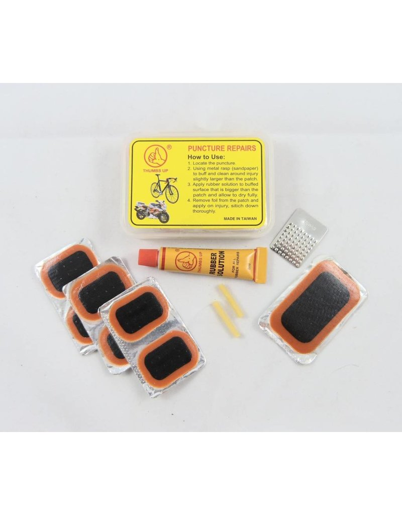Puncture Repair Kit box