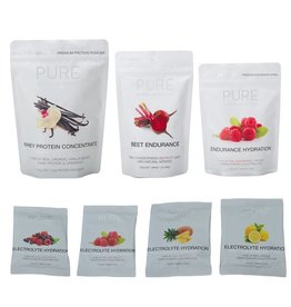 Pure Sports Nutrition Bundle Pack