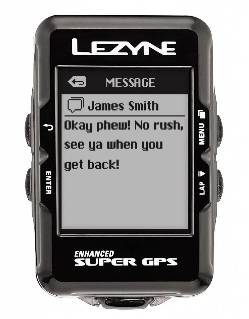 Lezyne Lezyne Super GPS