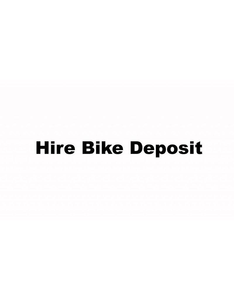Hire Bike Deposit for 1 Bike