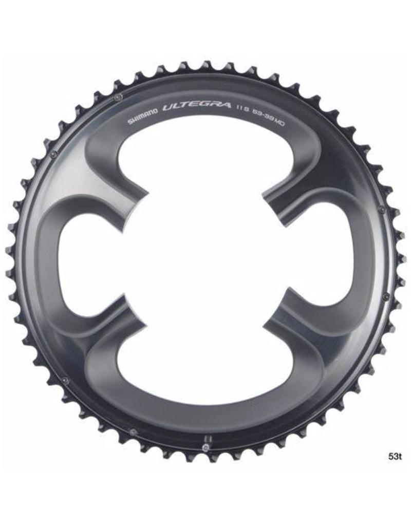 Shimano Shimano Ultegra FC-6800 chainring 53T-MD for 53-39T