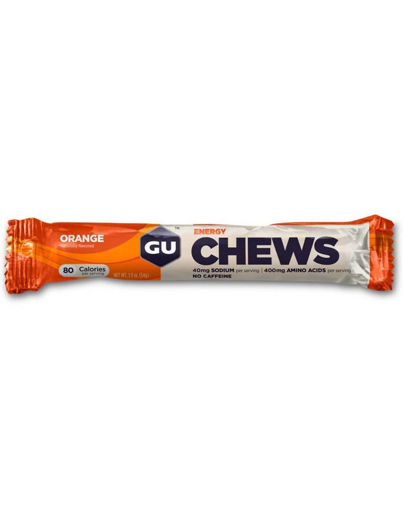 GU Energy GU Energy Chews Orange