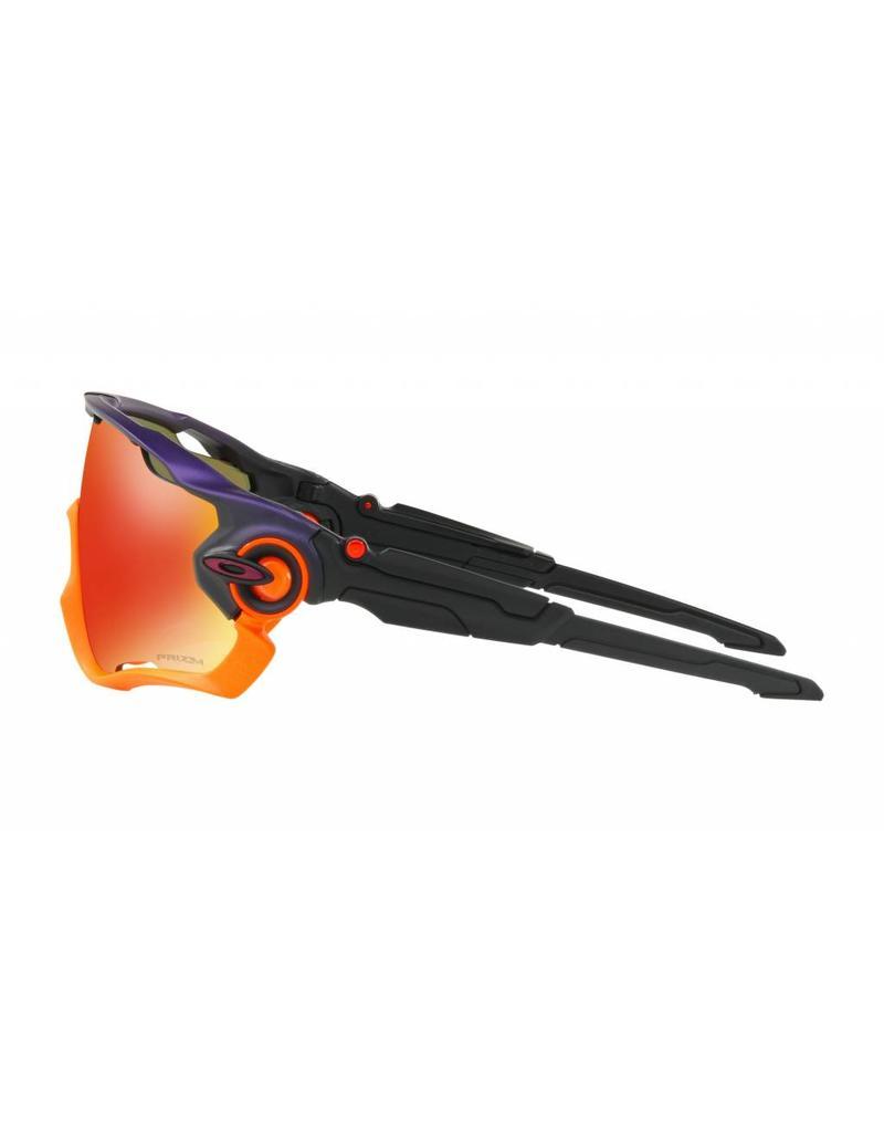 Oakley Oakley Jaw Breaker Neon Pop Fade Prizm Ruby Lense