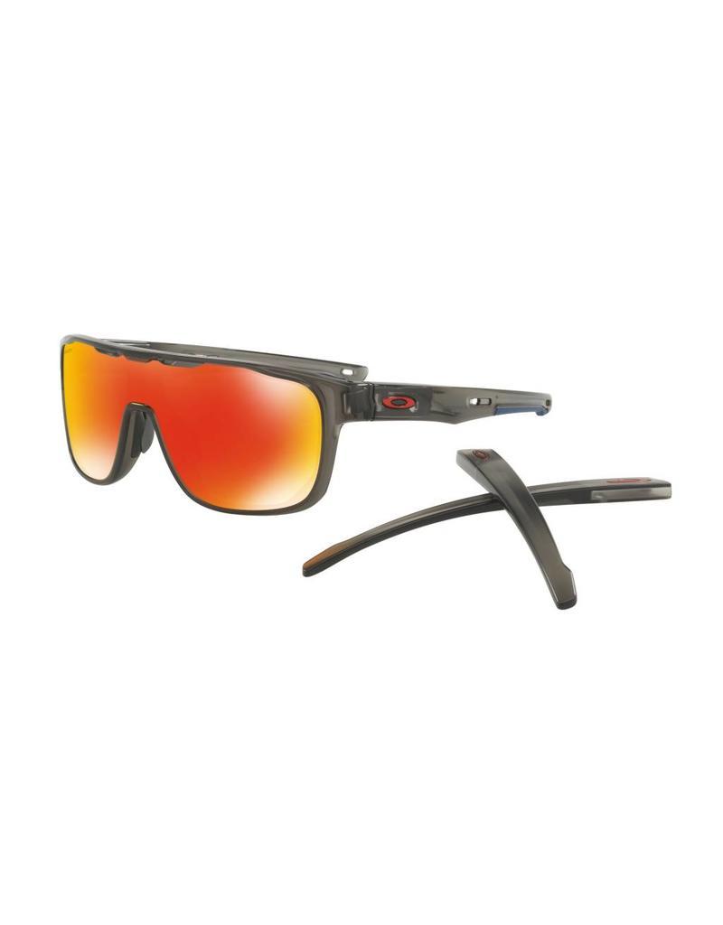 Oakley Oakley Crossrange Shield Matte Grey Smoke Ruby prizm lense