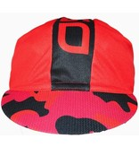 Tineli Cycling Cap On Red
