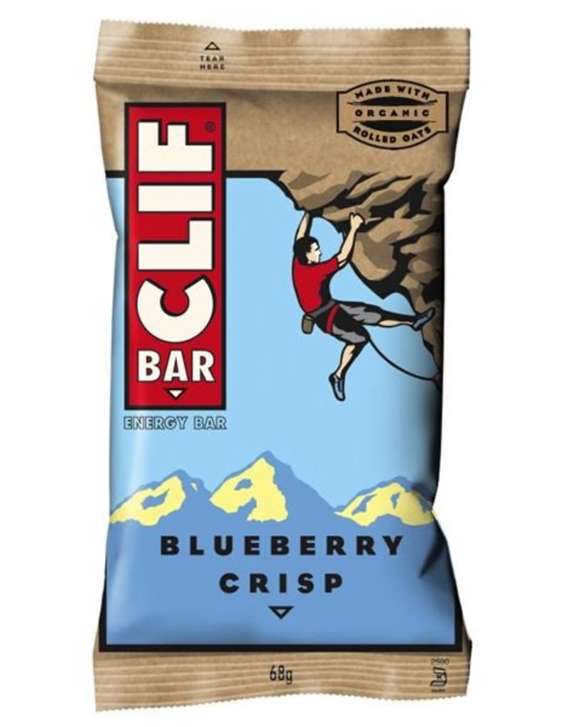 CLIF Cliff Bar Blueberry Crisp